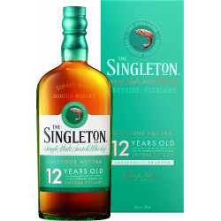 The Singleton 12Y. 0,7l Fl.