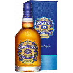 Chivas Regal 18Y.40% 0,7l Fl.