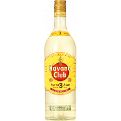 Havana Club Anejo 3 Anos El...