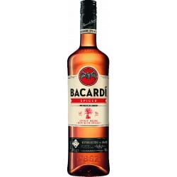 Bacardi Oakheart Spiced 0,7 l.