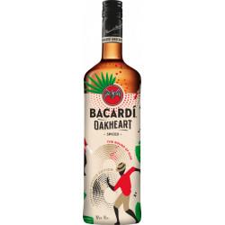 Bacardi Oakheart Spiced 1,5 l.