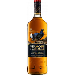 Famous Grouse Black 1,0l Fl.