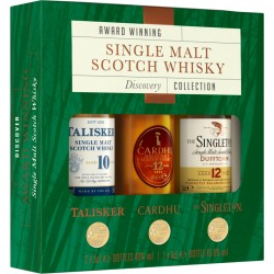 Single Malts Collection 3x5cl
