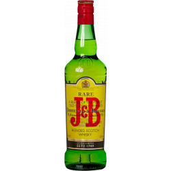 J&B Rare Scotch 0,7l Fl.