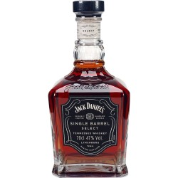 Jack Daniel's Single Barrel Select Tennes....