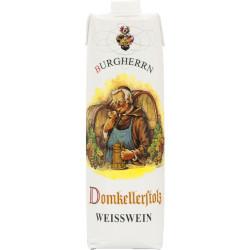 Burgherrn Domkellerstolz Weiss