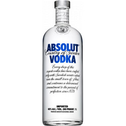 Absolut Vodka 1 l.