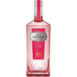 Rose D Argent Strawberry Gin