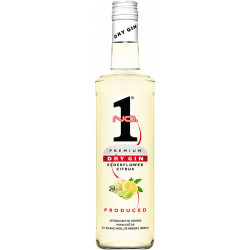 No.1 Premium Dry Gin Edelflower / Citrus...