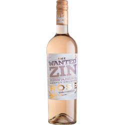 The Wanted Zin Zinfandel Rosé