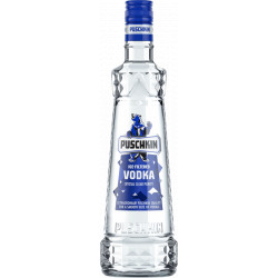 Puschkin Ice-Filtered Vodka