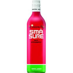 Små Sure Sour Jordbærsmag