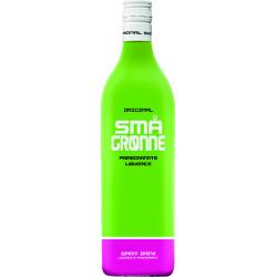 Små Grønne Pomegranate
