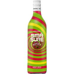 Små Sure Twisted Sour Fruit