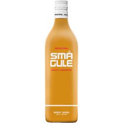 Små Gule Lakrids Shot med vodka