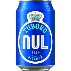 Tuborg NUL 0,0% Alkoholfri