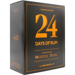 24 Days of Rum Jukekalender