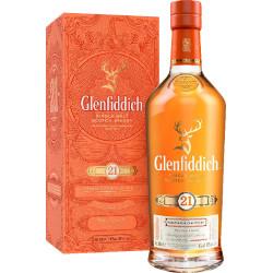 Glenfiddich Single Malt Scotch Whisky 21...