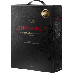 Appassinero Negromaro- Primitivo Puglia
