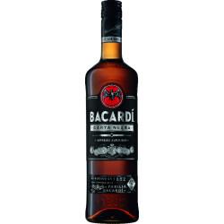 Bacardi Carta Negra Superior Black Rum 1 l.