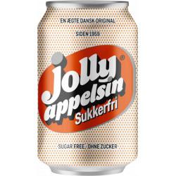 Jolly Appelsin Sukkerfri