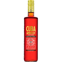 CUBA Apricot Vodka