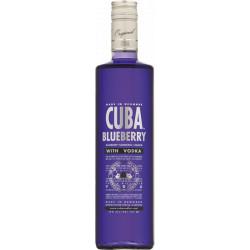 CUBA Blueberry Vodka
