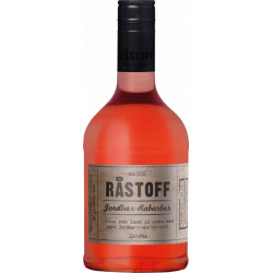 Råstoff Strawberry-Rhubarb