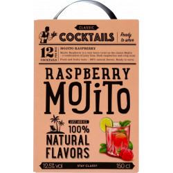 Classic Raspberry Cocktail