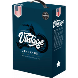 The American Vintage Zinfandel