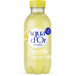 Aqua d'Or Sparkles Hyldeblomst&Lemon