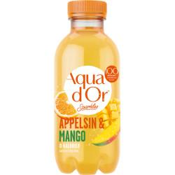 Aqua d'Or Sparkles Appelsin & Mango