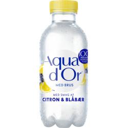 Aqua d'Or Brus Citron&Blåbær