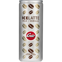 Cocio Ice Latte Vanilla