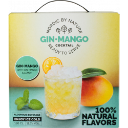 Nordic by Nature  Gin-Mango