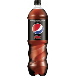 Pepsi Max, flaske