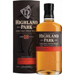 Highland Park Single Malt Scotch Whisky 18...