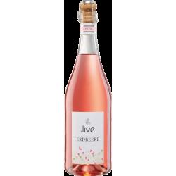Jive Let mousserende drik med jordbær