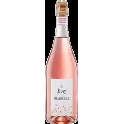 Jive Let mousserende drik med hindbær