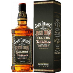 Jack Daniel's Red Dog Saloon Tennessee Whisky