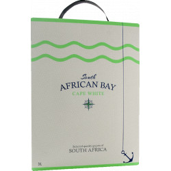 South African Bay Cape White