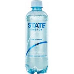 State Energy Lime/Orange