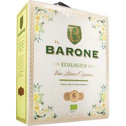 Barone White BIO