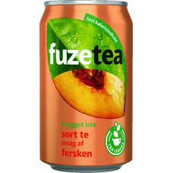 Fuze Tea Black Peach
