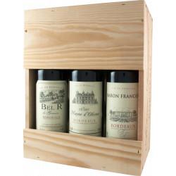 Grand Vin Bordeaux Trækasse
