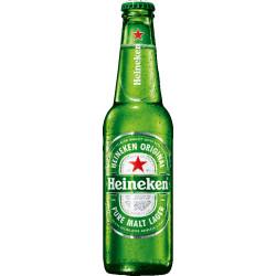 Heineken, flaske