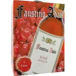 Faustino Adán Rosé