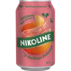 Nikoline Rød Grape