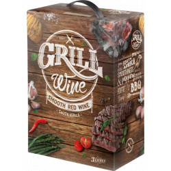 Grill Wine Smooth Red Wine