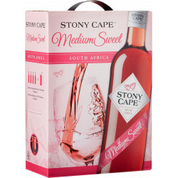Stony Cape Medium Sweet Rosé